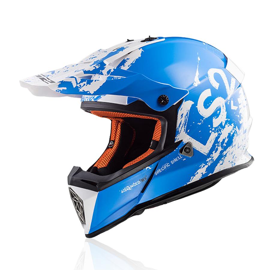LS2 FAST MX437